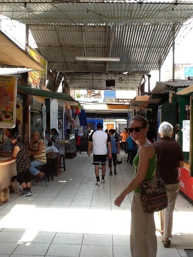 Market in Callao